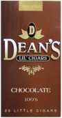 Deans Chocolate Flavored Mini Filtered cigars
