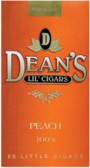 Deans Peach Flavored Mini Filtered cigars