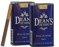 Deans Full Flavored Mini Filtered cigars